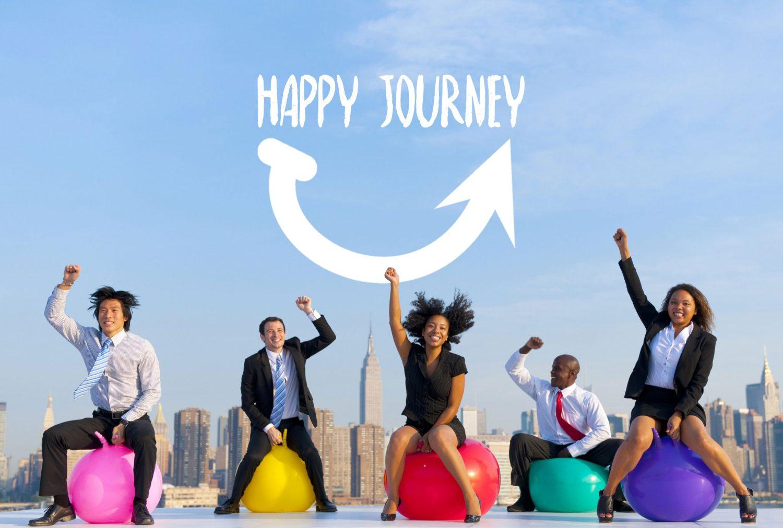 Happy Journey voor beroepskeuze studiekeuze